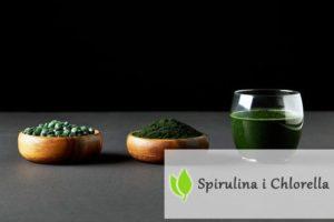 Algi Chlorella i Spirulina. Rozdział 1. Wstęp od autora