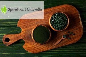 Algi Chlorella i Spirulina. Rozdział 10. Spirulina kontra Chlorella.