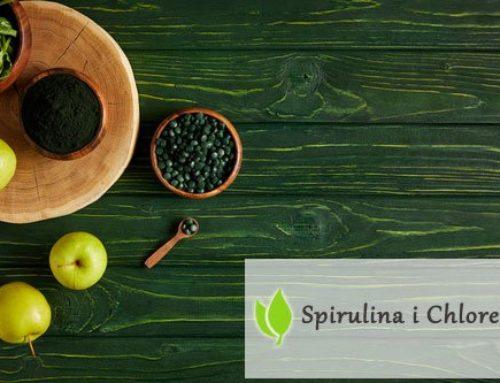 Algi Chlorella i Spirulina. Rozdział 15. Redukcja apetytu.