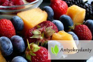Przeciwutleniacze - istotny element diety