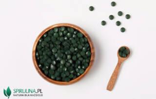 Dlaczego Spirulina jest nazywana super pożywieniem?