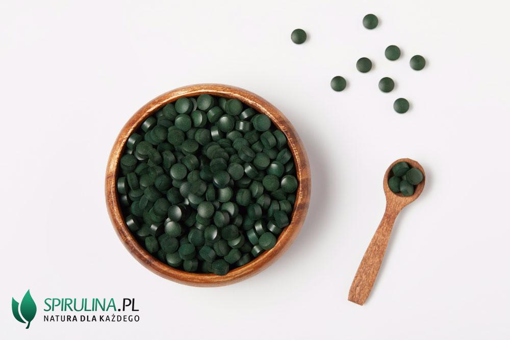 Dlaczego Spirulina jest nazywana super pożywieniem