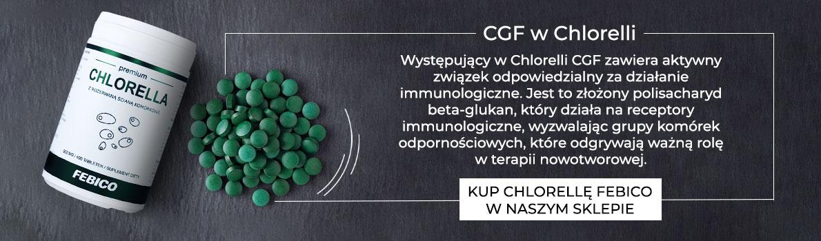 CGF w Chlorelli