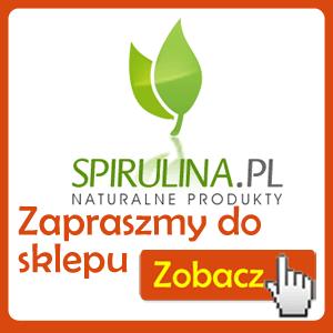 Zapraszamy do naszego sklepu Spirulina.pl