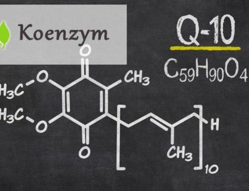 Koenzym Q10 dodaje energii, usprawnia pracę serca i pomaga w utracie masy ciała