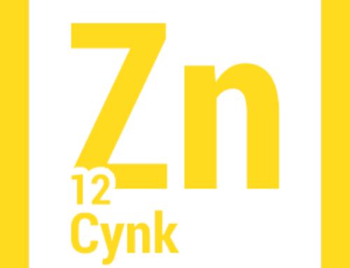 Cynk – minerał o szerokim spektrum działania