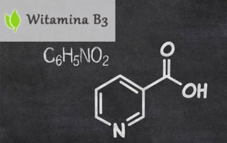 Witamina B3 (Niacyna) - niezbędna w metabolizmie