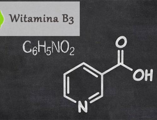 Witamina B3 (Niacyna) – niezbędna w metabolizmie