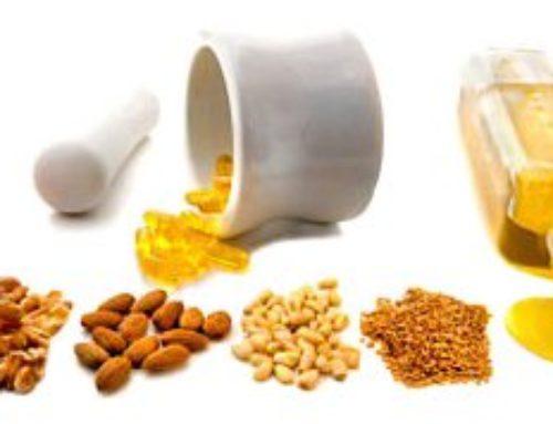 Źródła i suplementacja witaminy E