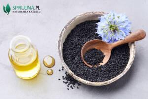Olej z czarnego kminku – zewnętrznie