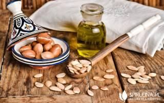 Olej arganowy – najbardziej skondensowany suplement diety
