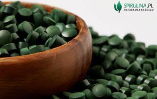 Bezpieczeństwo alg Spirulina i Chlorella
