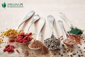 Superfoods podstawowe informacje
