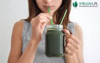 Spirulina i jej wpływ na wątrobę oraz szybkość detoksykacji
