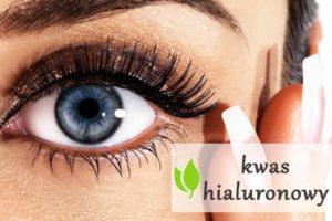 Tabletki hialuronowe dobre dla oczu