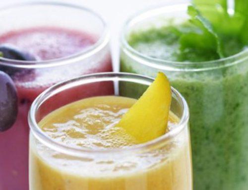 Spirulina z mango – energetyczny koktajl