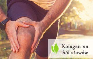 Kolagen na ból stawów i kontuzje