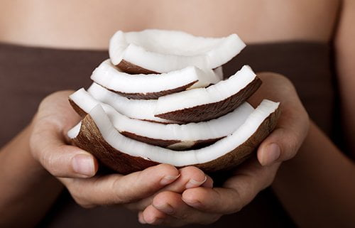 olej kokosowy - uniwersalny olej do wszystkiego