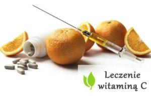 Leczenie witaminą C