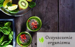 Oczyszczenie organizmu z toksyn