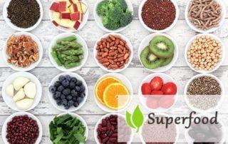 Superfood - lista 10 najlepszych