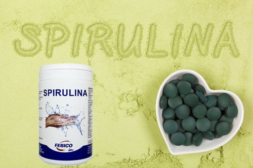Spirulina Febico jakość potwierdzona certyfikatami