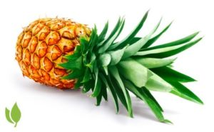 Bromelaina enzym z ananasa