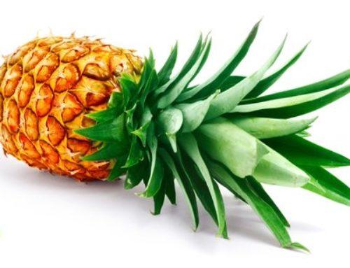 Bromelaina – enzym z ananasa