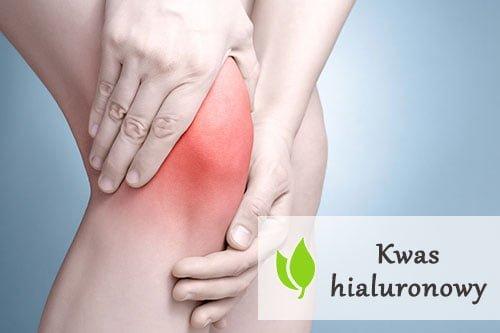 Kwas hialuronowy - naturalny sposob na bol kolana?