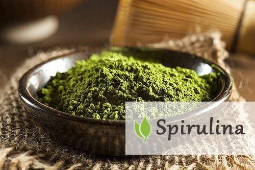 5 powodów aby dodawać Spiruline do codzienniej diety
