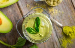 Matcha i zielone smoothie