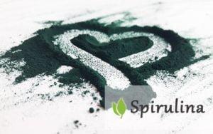 Spirulina a popularne superfoods