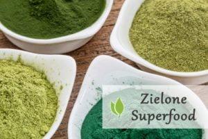 Zielone Superfood