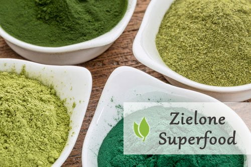 Zielone Superfood