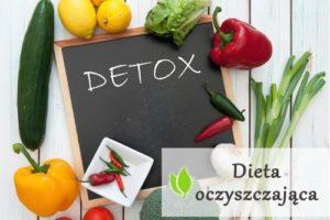 Dieta oczyszczająca - które produkty jeść?