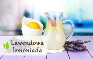 Lawendowa lemoniada