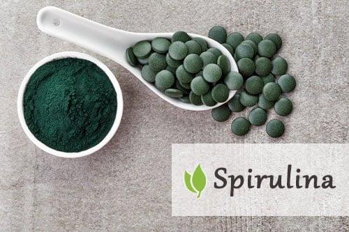Spirulina – zielona bomba witaminowa