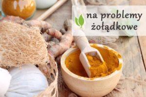Na problemy żołądkowe