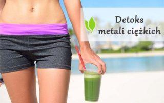 Detoks metali ciężkich