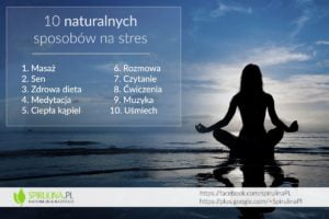 10 naturalnych sposobów na stres - Spirulina