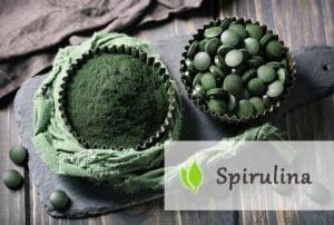 Spirulina - idealna alga dla kobiet