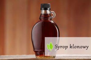 Syrop klonowy - wartości odżywcze i właściwości