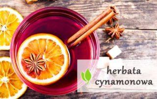Herbata cynamonowa - właściwości zdrowotne