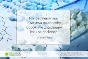 Nie będziemy mieli lekarstwa na choroby - Spirulina