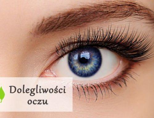 Dolegliwości oczu, które warto znać