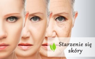 Starzenie się skóry - przyczyny i objawy