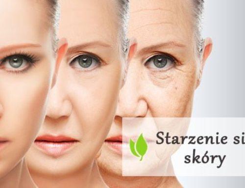 Starzenie się skóry – przyczyny i objawy