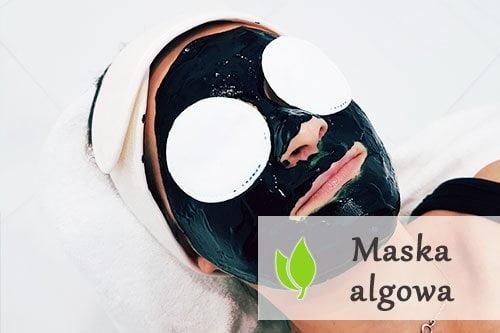Maska algowa - sposób na zdrową skórę