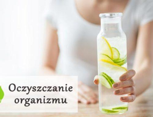 Produkty oczyszczające organizm