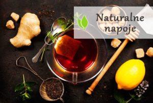 Naturalne napoje, które dodadzą energii lepiej niż kawa